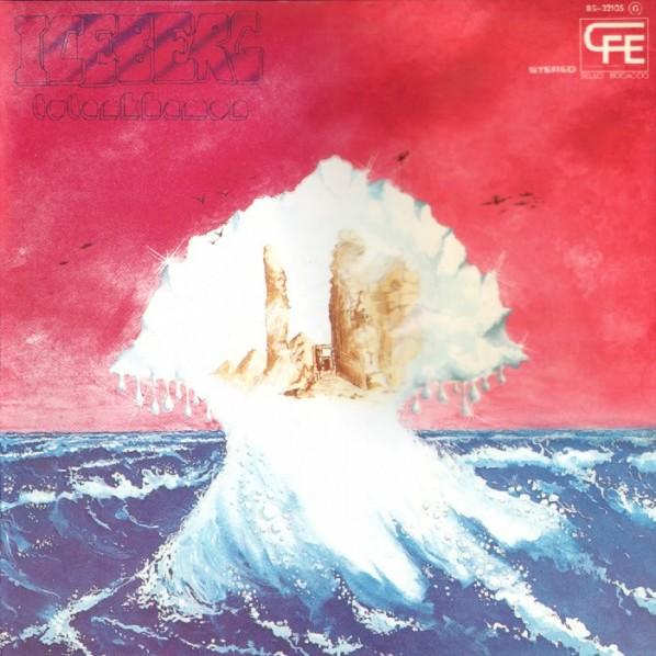 Iceberg — Tutankhamon