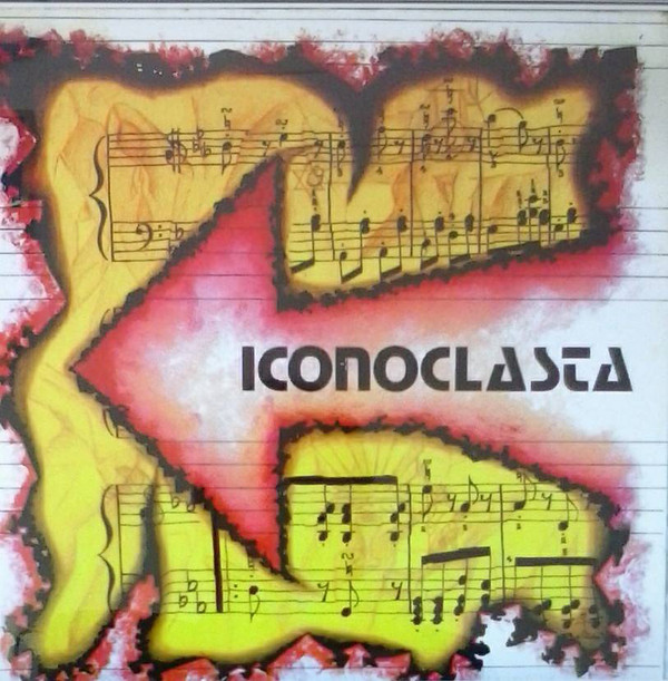 Iconoclasta Cover art