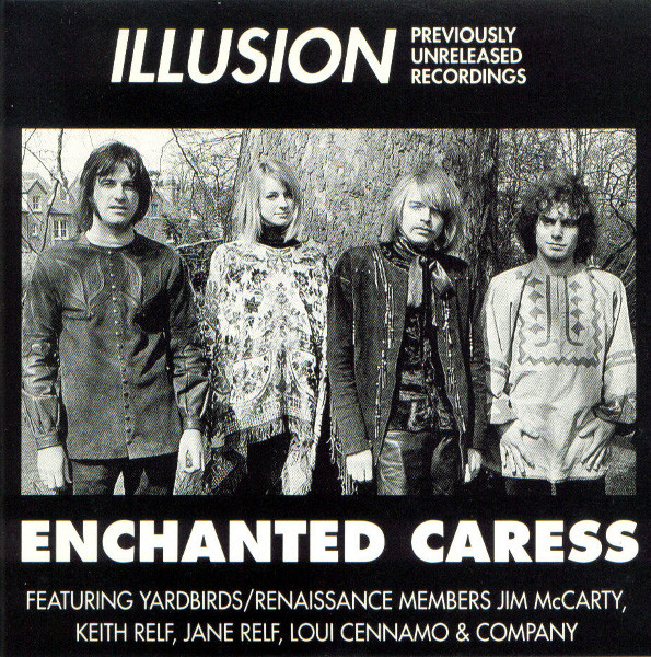Illusion - Enchanted Caress cover