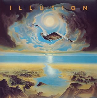 Illusion — Madonna Blue