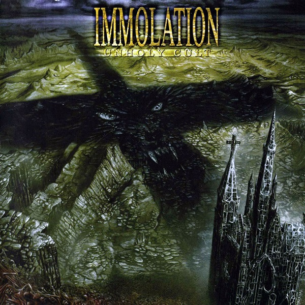 Immolation — Unholy Cult