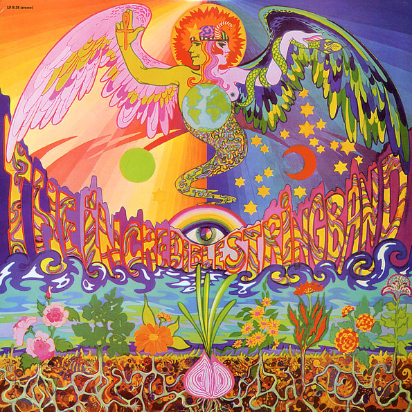 The Incredible String Band — The 5000 Spirits or the Layers of the Onion