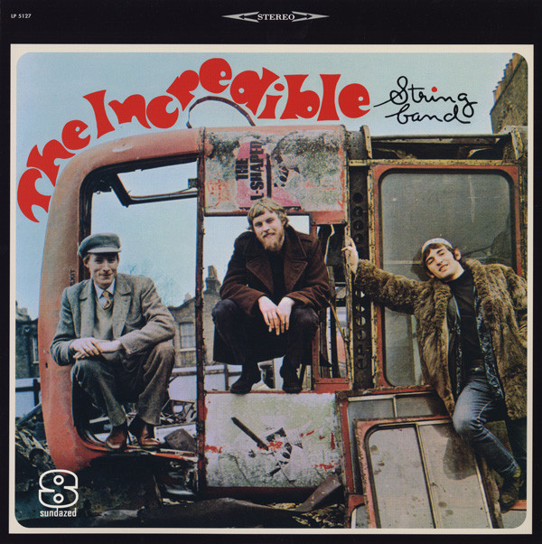 The Incredible String Band — The Incredible String Band