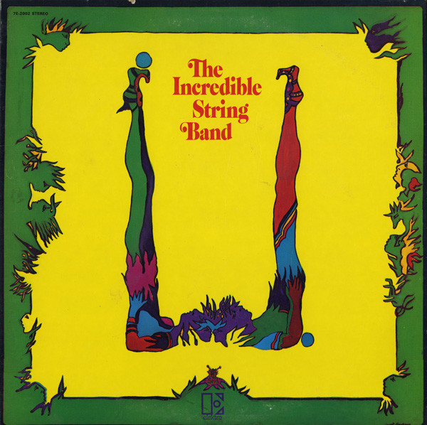 The Incredible String Band — U
