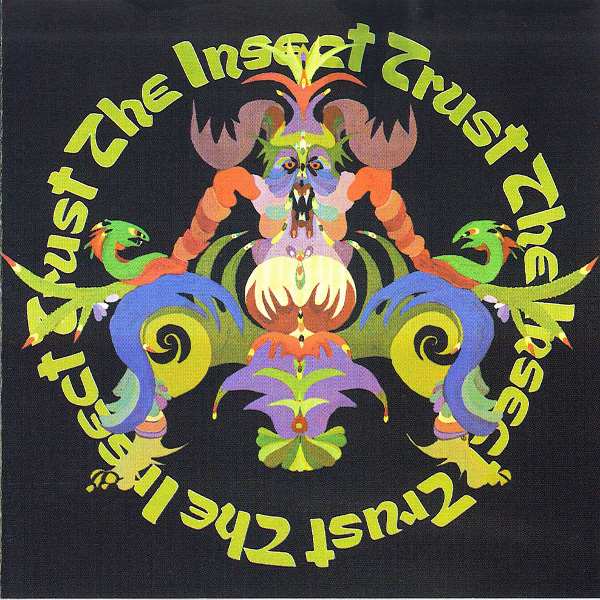 The Insect Trust Cover art
