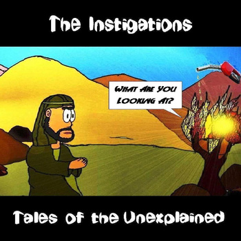 Tales of the Unexplained Cover art