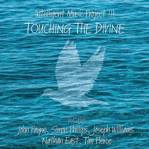 Touching the Divine Cover art