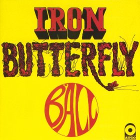 Iron Butterfly — Ball