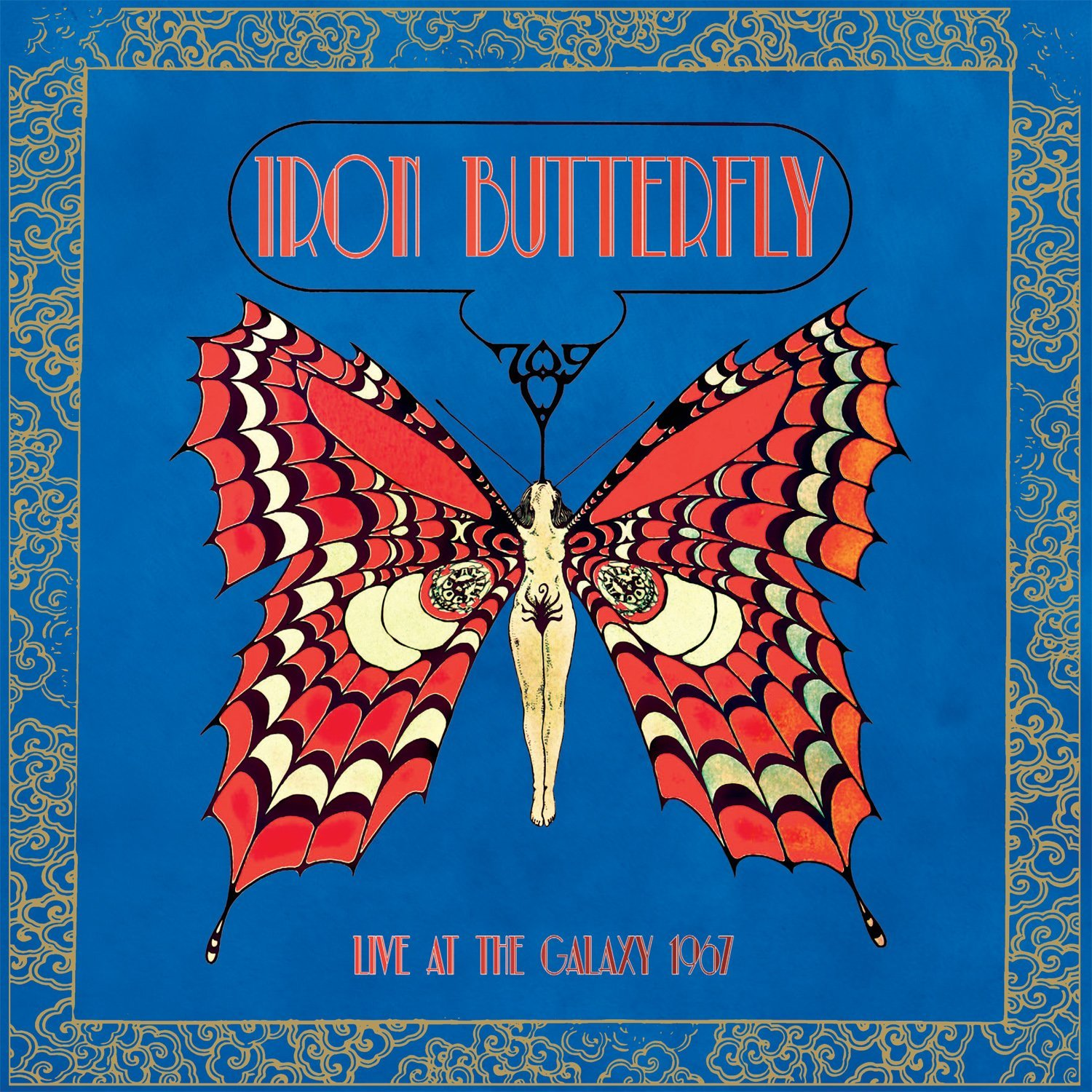Live at the Galaxy 1967 Cover art