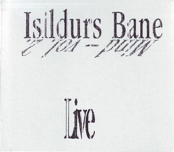 Isildurs Bane — Mind: Vol.2 Live