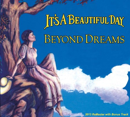 It's a Beautiful Day - Beyond Dreams cover