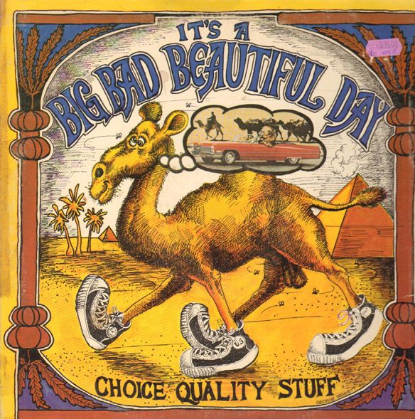 It's a Beautiful Day - Choice Quality Stuff cover
