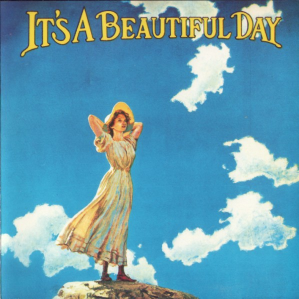 It's a Beautiful Day album cover