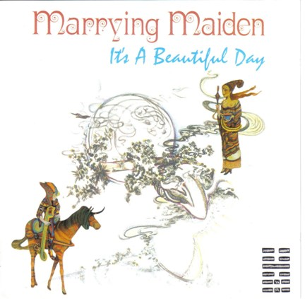 It's a Beautiful Day - Marrying Maiden cover