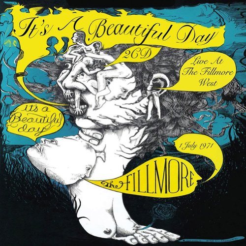 It's a Beautiful Day — Live at the Fillmore West