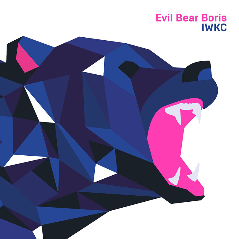 Evil Bear Boris Cover art