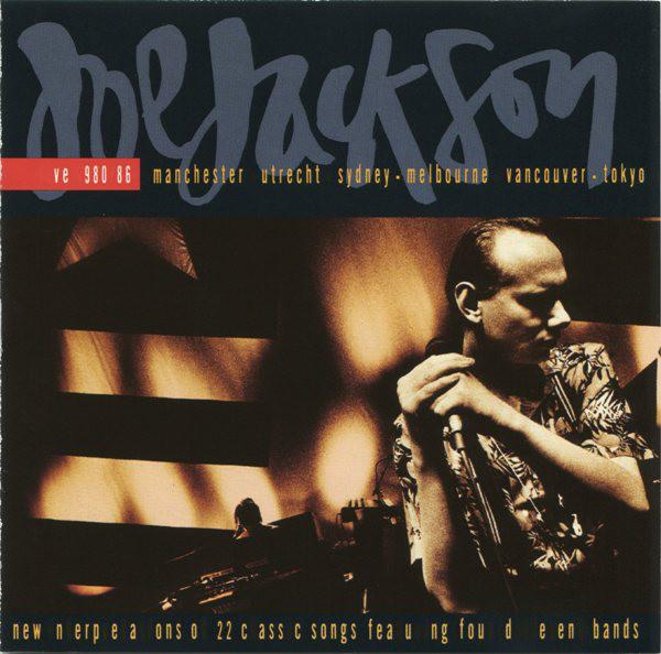 Joe Jackson — Live 1980/86