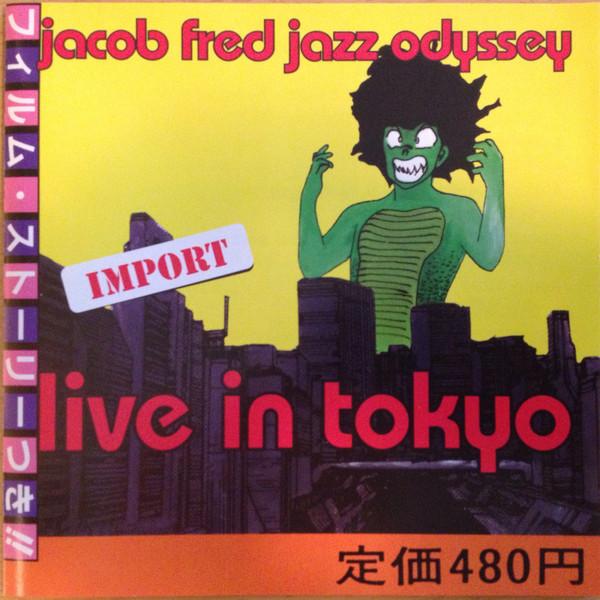 Jacob Fred Jazz Odyssey — Live in Tokyo