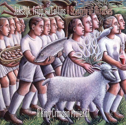 Jakszyk, Fripp and Collins — A Scarcity of Miracles