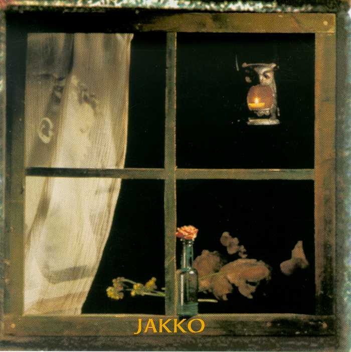 Jakko Jakszyk — Mustard Gas and Roses