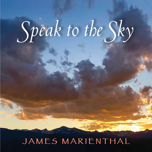 Speak to the Sky Cover art