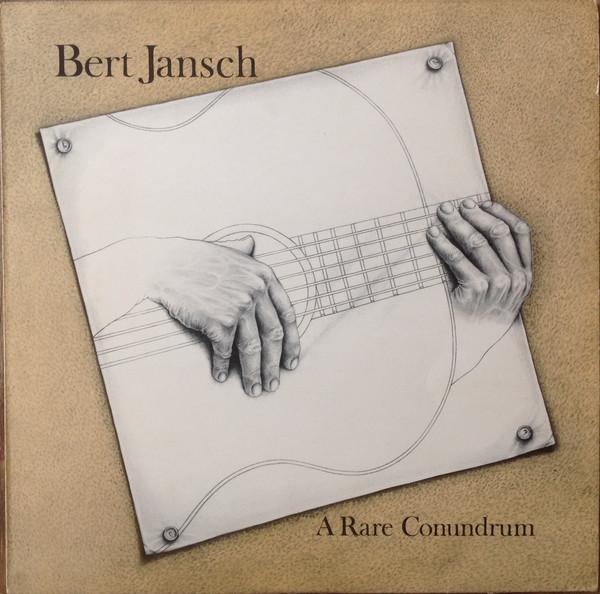 Bert Jansch — A Rare Conundrum