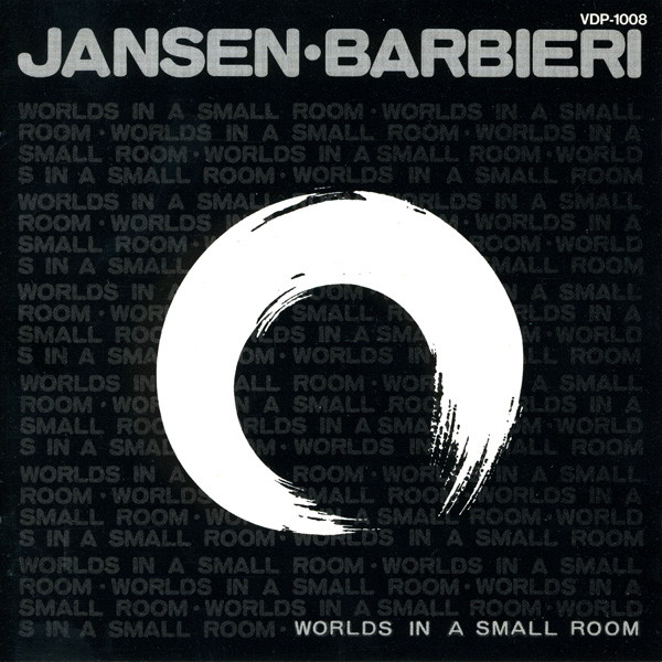 Jansen / Barbieri — Worlds in a Small Room