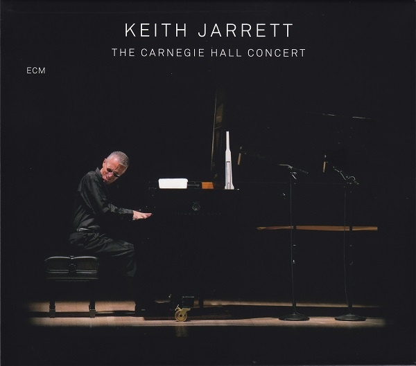 The Carnegie Hall Concert Cover art