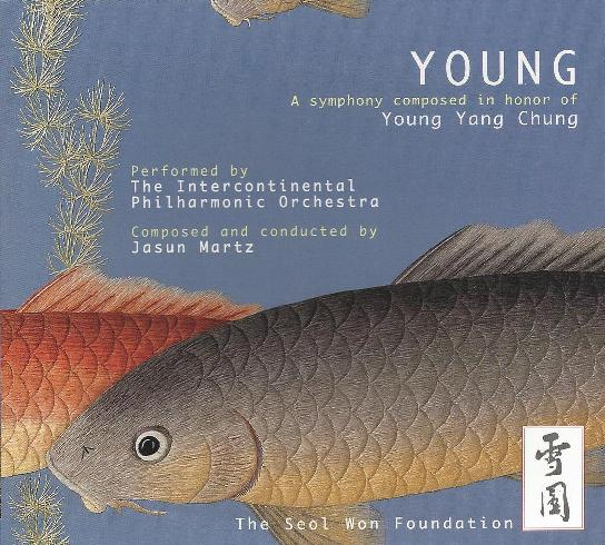 Jasun Martz / The Intercontinental Philharmonic Orchestra — Young