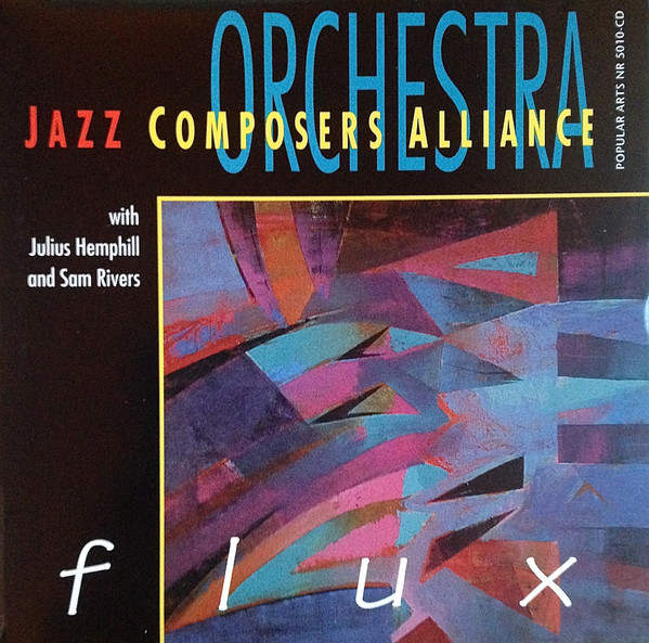 Jazz Composers Alliance Orchestra — Flux