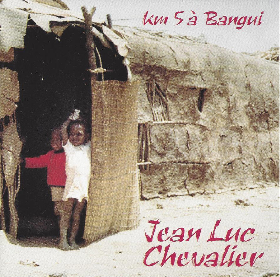 Km 5 à Bangui Cover art