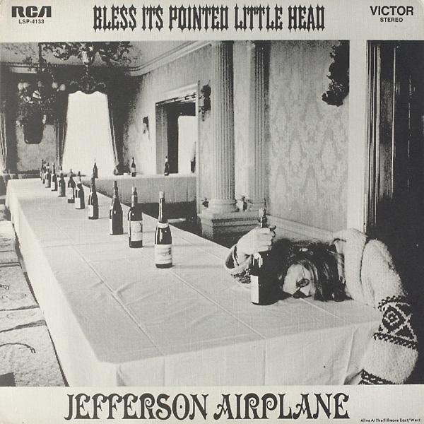 Jefferson Airplane — Bless Its Pointed Little Head