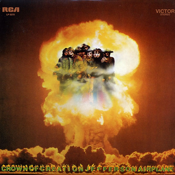Jefferson Airplane — Crown of Creation