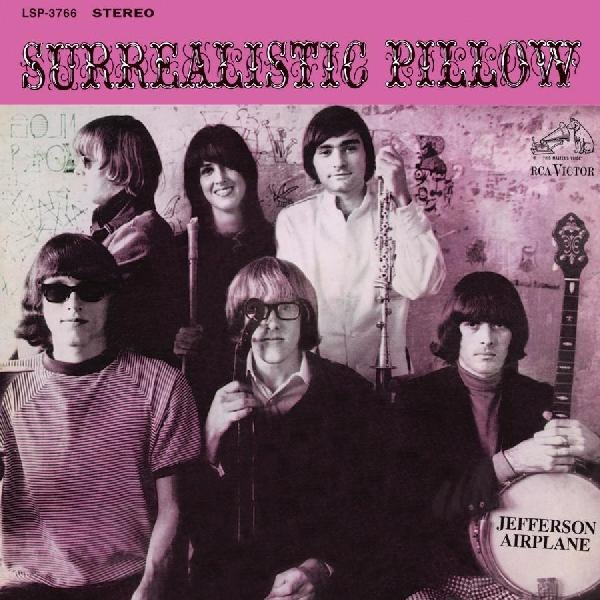 Jefferson Airplane — Surrealistic Pillow
