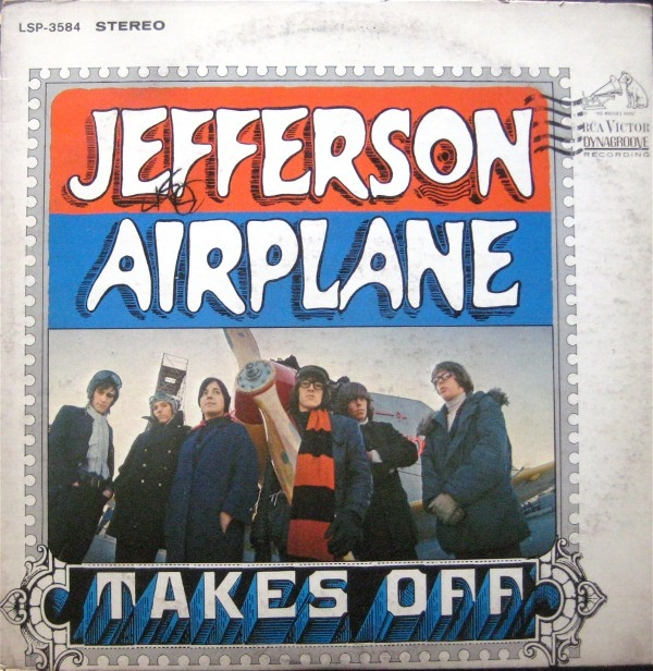 Jefferson Airplane — Takes Off