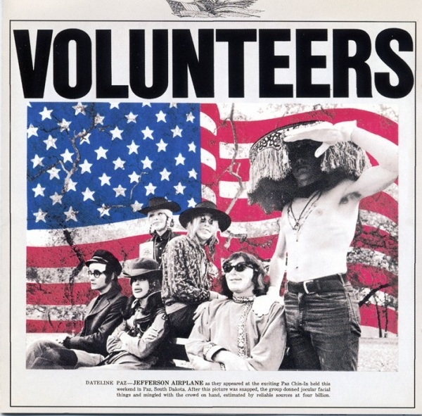 Jefferson Airplane — Volunteers