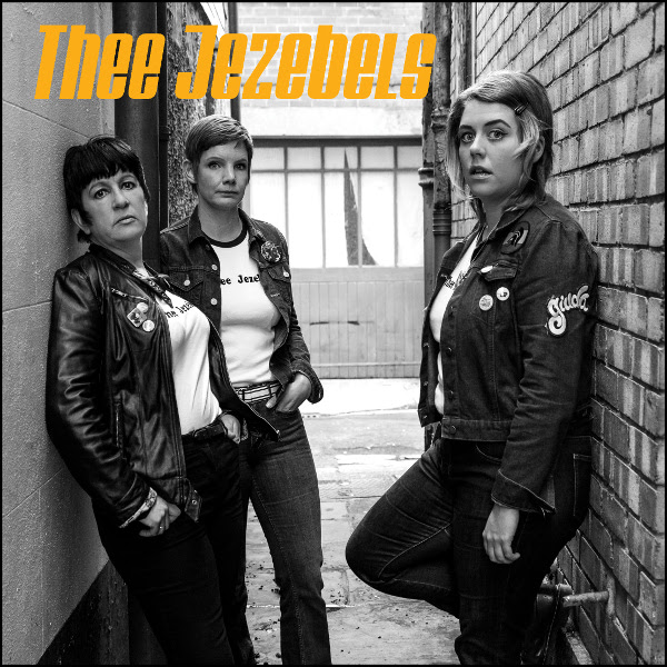 Thee Jezebels — Mover and a Groover