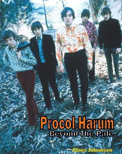 Claes Johansen — Procol Harum - Beyond the Pale