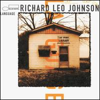 Richard Leo Johnson — Language