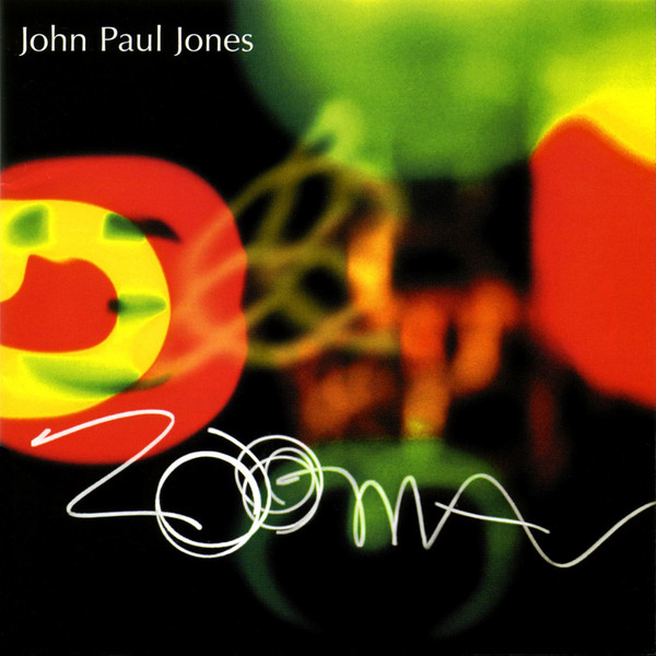 John Paul Jones Zooma cover