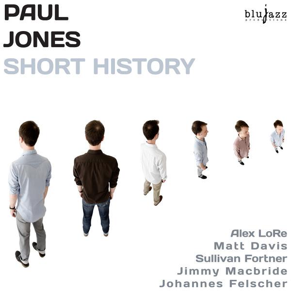 Paul Jones — Short History