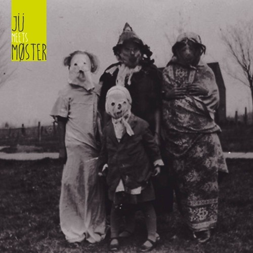 Jü Meets Møster Cover art