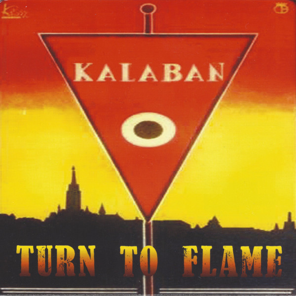 Turn to Flame Cover art