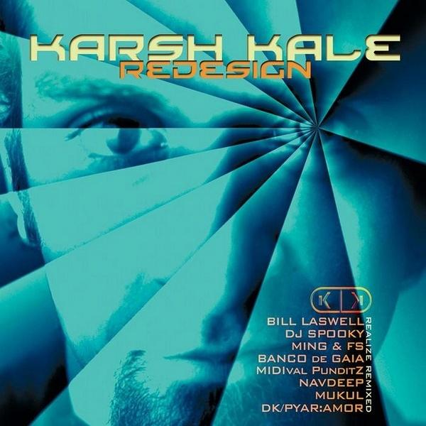 Karsh Kale — Redesign