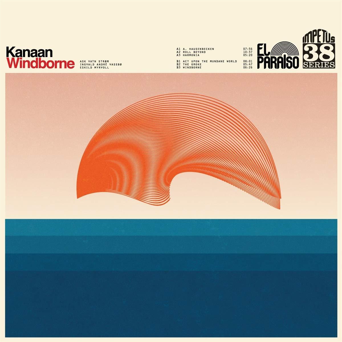 Windborne Cover art