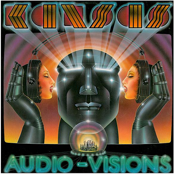 Kansas — Audio-Visions