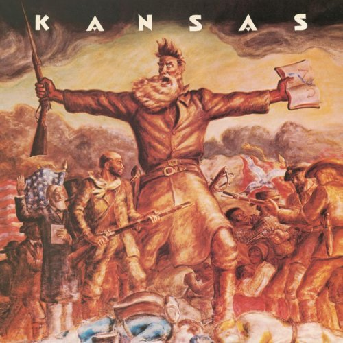 Kansas Cover art