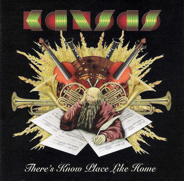 Kansas — There's Know Place Like Home