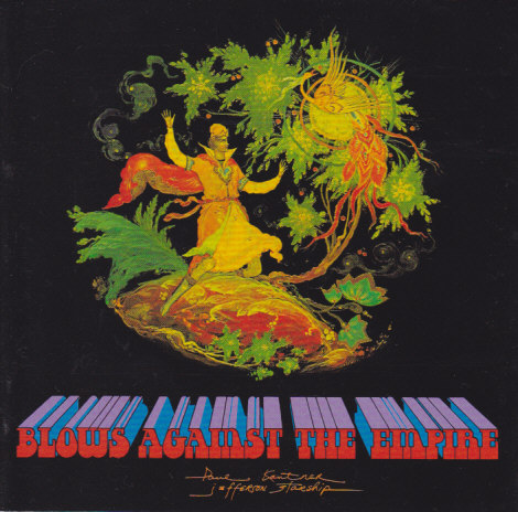 Paul Kantner / Jefferson Starship — Blows against the Empire