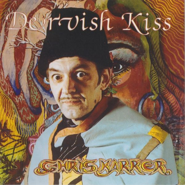 Dervish Kiss Cover art